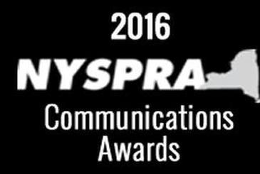 CNYRIC earns New York School Public Relations Association 2016 Communications Contest Awards