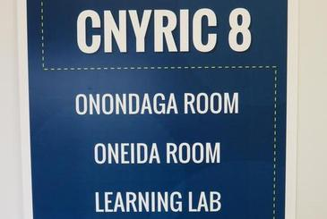 Meeting spaces at the CNYRIC receive new names