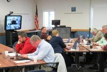 Connecting, collaborating, and forecasting: CNYRIC hosts statewide test scoring meeting