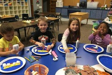 From Around the Region: Solvay Kindergarten Students Combine STEM and the Gingerbread Man